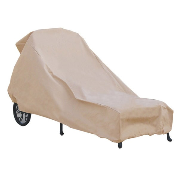 Great Sure Fit Patio Chaise Lounge Cover