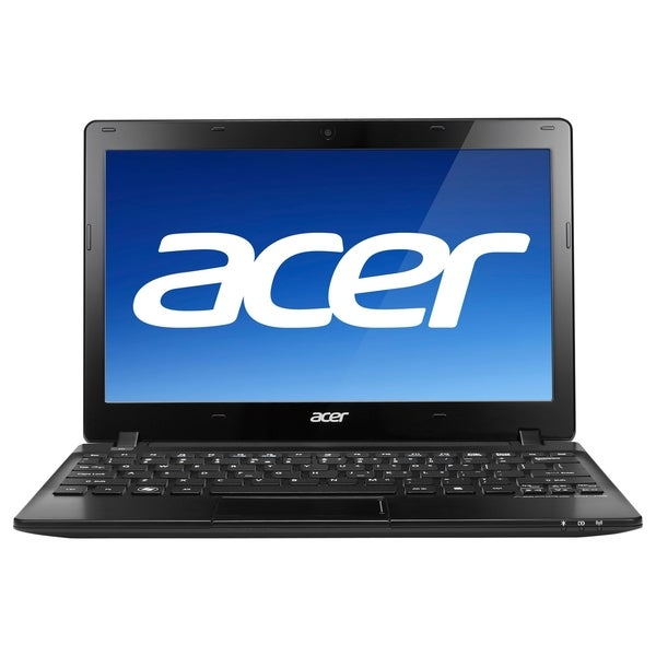 "Acer Aspire One 725 AO725-C62kk 11.6"" LCD Netbook - AMD C-Series C-60"