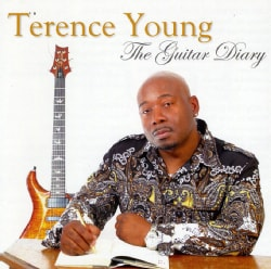 TERENCE YOUNG - GUITAR DIARY