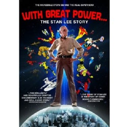 With Great Power: The Stan Lee Story (DVD)