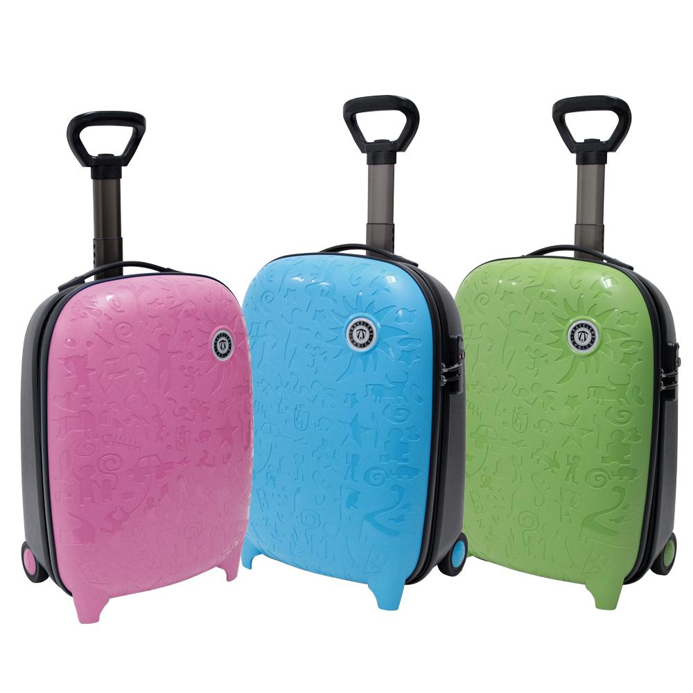 Seoul Lightweight Hard Carry-on Suitcase - Free Shipping Today ...