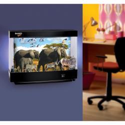 Discovery Kids Animated Safari Lamp - Thumbnail 2