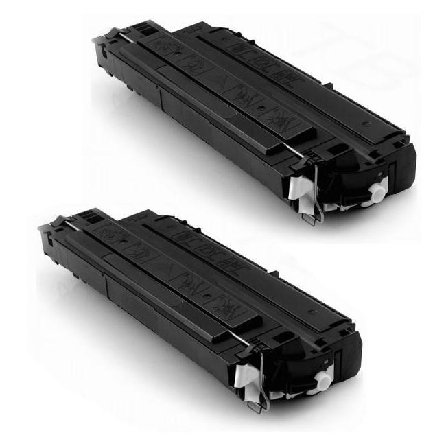HP 74A 92274A Remanufactured Black Toner (Pack of 2)