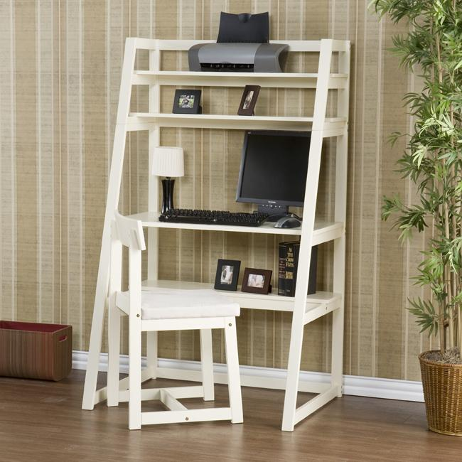 Lexington White Ladder Desk - Free Shipping Today - Overstock.com