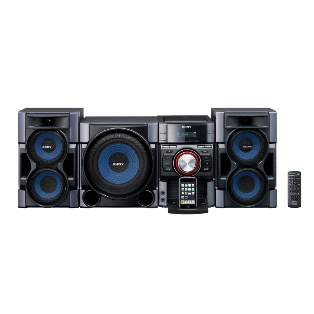 Sony Mhc Ec99i 530w Mini Hi Fi Shelf System Integrated
