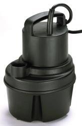 Danner 1400-gph Utility Pump
