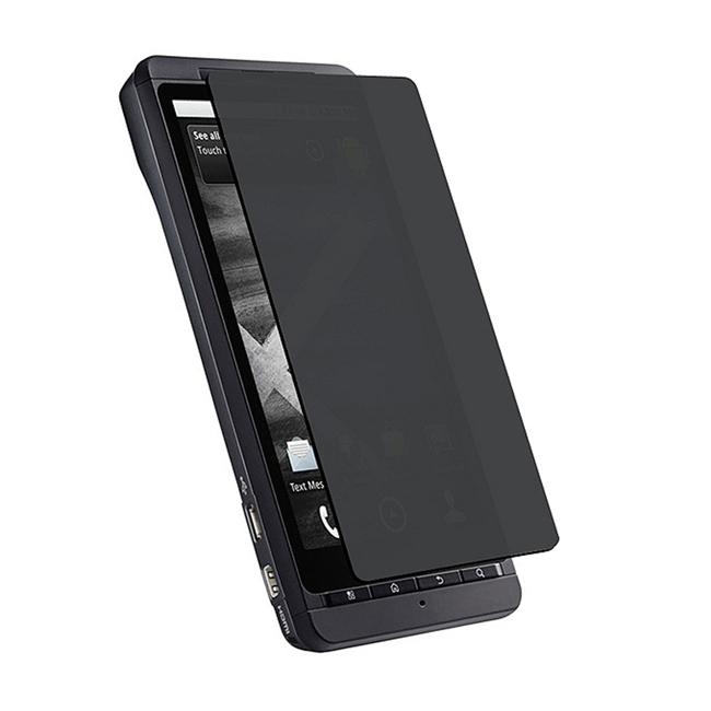 Privacy Screen Filter for Motorola Droid X/ MB810