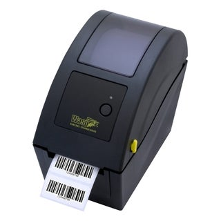Wasp WPL25 Direct Thermal Printer - Monochrome - Desktop - Label Prin