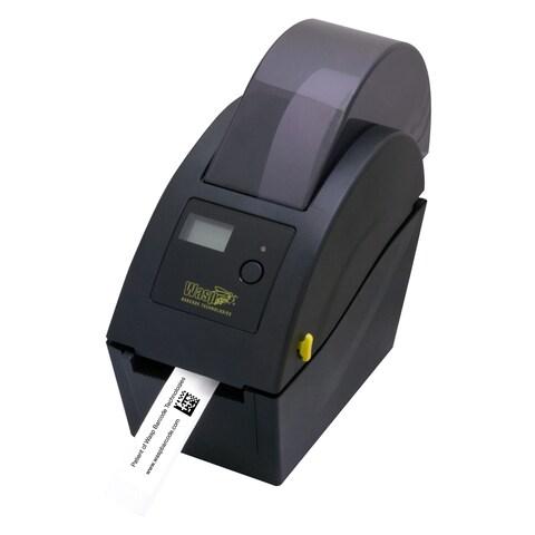 Wasp WHC25 Direct Thermal Printer - Monochrome - Desktop - Wristband