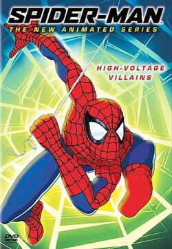 Spider-Man Vol 2: Animated Series (DVD)