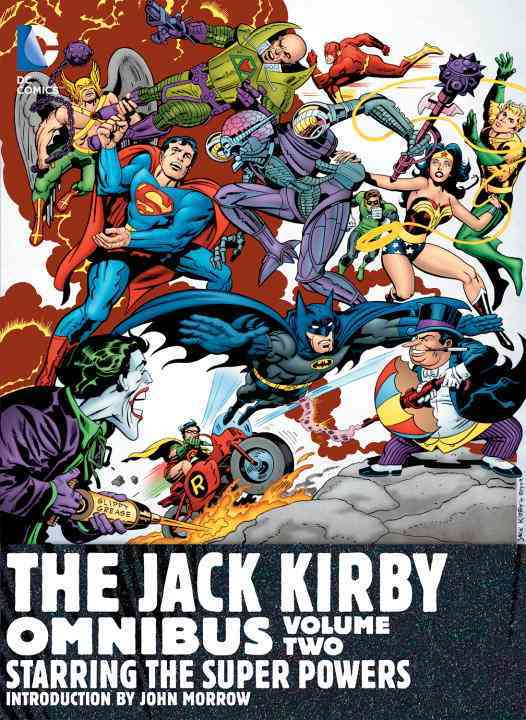 The Jack Kirby Omnibus 2 (Hardcover)