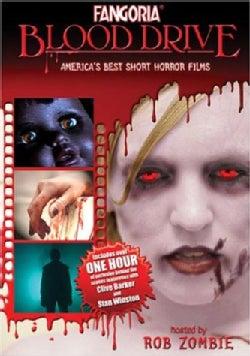Fangoria Blood Drive (DVD)