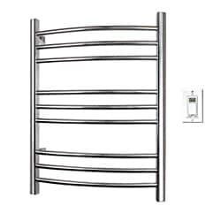Riviera Hard-Wire Polished Stainless Towel Warmer|https://ak1.ostkcdn.com/images/products/7008784/Riviera-Hard-Wire-Polished-Stainless-Towel-Warmer-P14516480.jpg?impolicy=medium