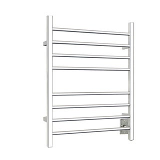 Sierra Section Polished Stainless Towel Warmer