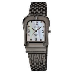Akribos XXIV Women's Quartz Buckle Bracelet Watch