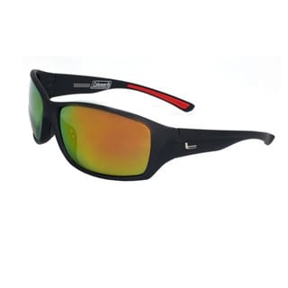 Coleman Adventurer Sunglasses Matte Black Full Frame