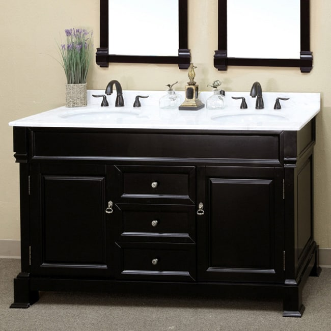 Bellaterra Home Espresso 60-inch Vanity