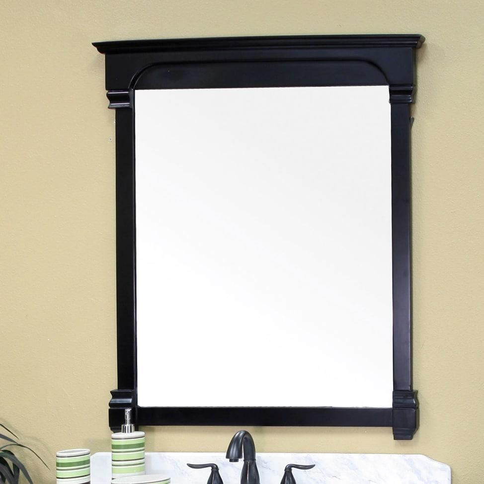 Bellaterra Home Espresso Finish 42-inch Mirror