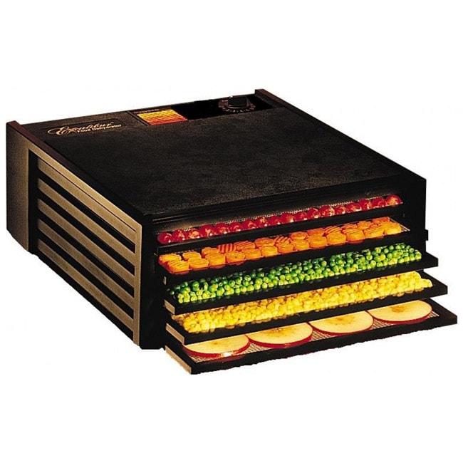 Excalibur Black 5-tray Economy Dehydrator