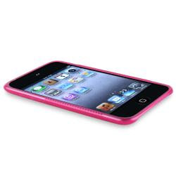 Case/ Anti-glare Screen Protector for Apple iPod Touch Generation 3 - Thumbnail 1