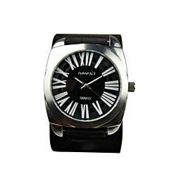 Nemesis Men's Retro Roman Numeral Leather Strap Watch|https://ak1.ostkcdn.com/images/products/7009669/Nemesis-Mens-Retro-Roman-Numeral-Leather-Strap-Watch-P14517165.jpg?impolicy=medium