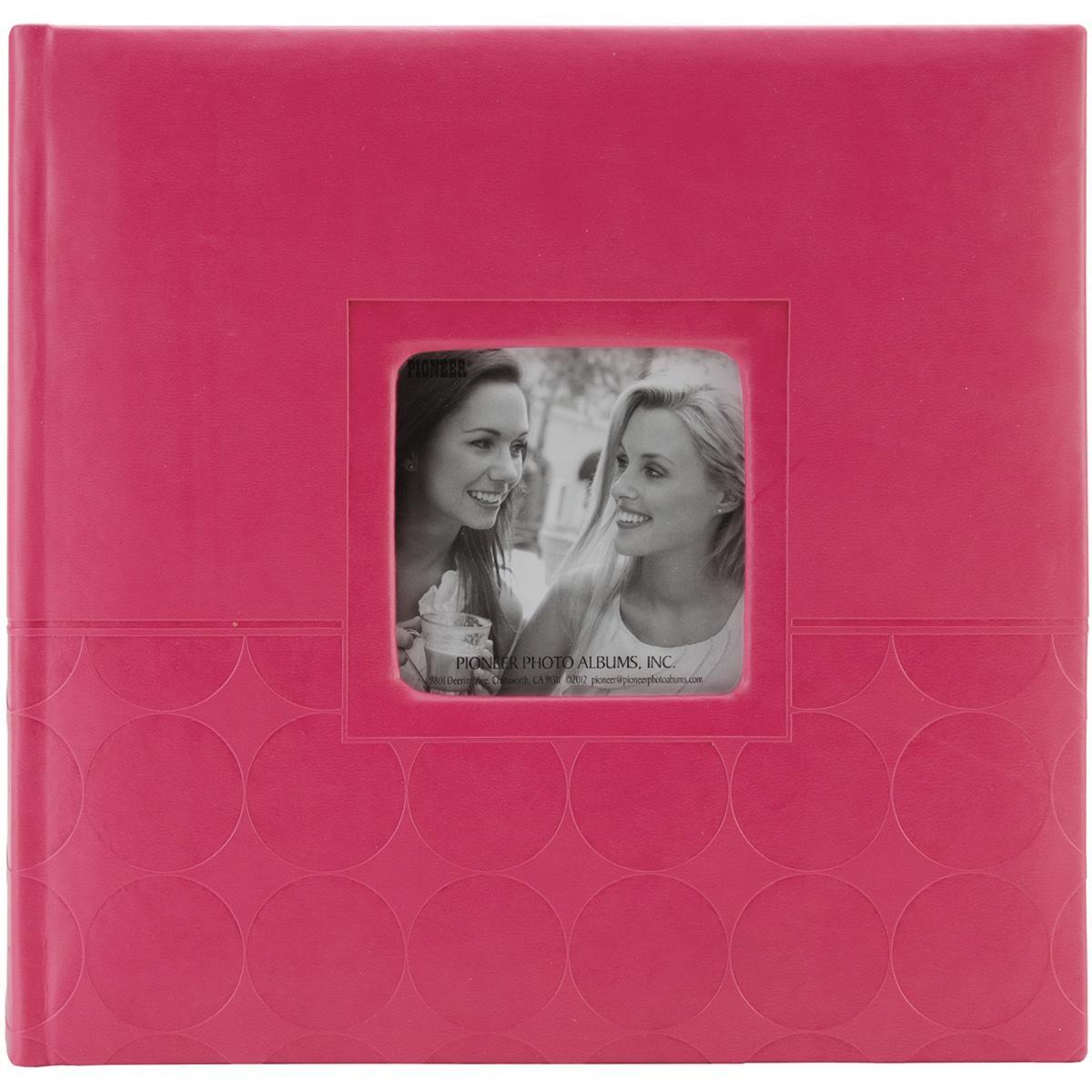 "Pioneer Photo Albums Pioneer 2-Up Embossed Photo Album 4""..."