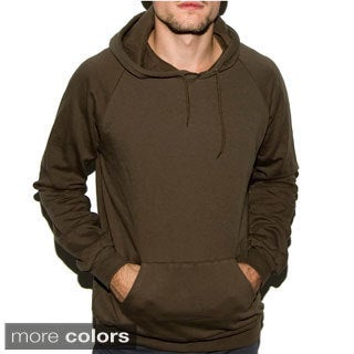 American Apparel Unisex California Fleece Pullover Hoodie