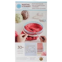 Martha Stewart Crafts Knit & Weave Loom-