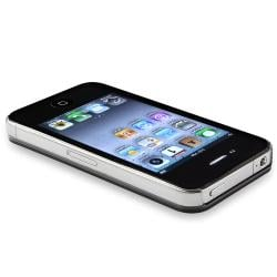 Bling Case Set/ Screen Protector for Apple iPhone 4/ 4S - Thumbnail 2