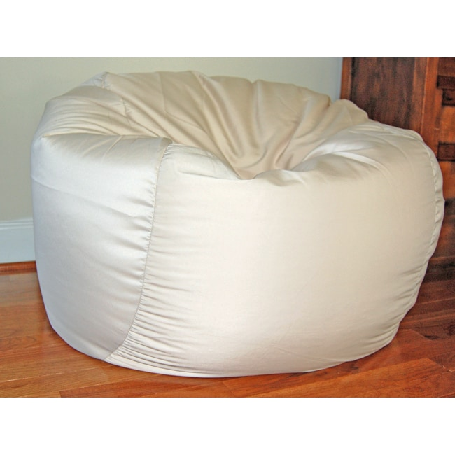 Ahh Products Water Repellent 36-inch Wide Bean Bag Chair Liner Only