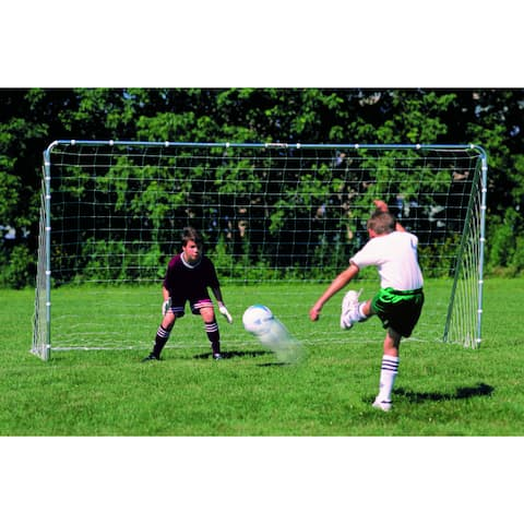 Franklin Sports Premium Steel Soccer Goal (10' x 5')