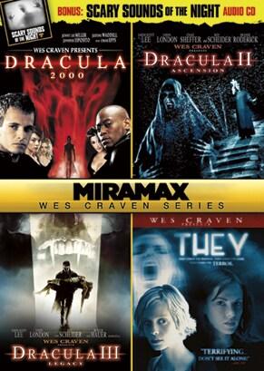 Miramax Wes Craven Series (DVD)