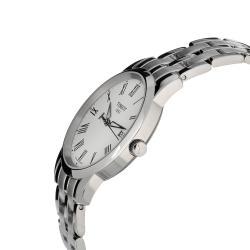 Tissot Men's Classic Dream White Quartz Watch