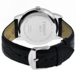 Tissot Men's T0334101605301 Classic Dream Black Dial Watch