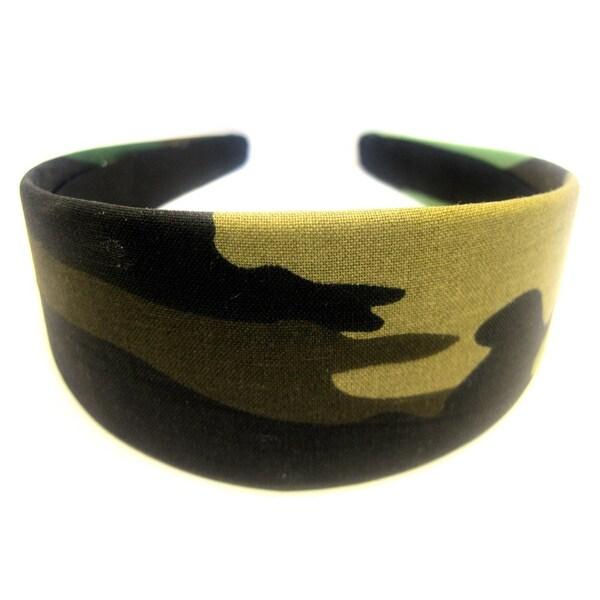 Crawford Corner Shop Camouflage Headband