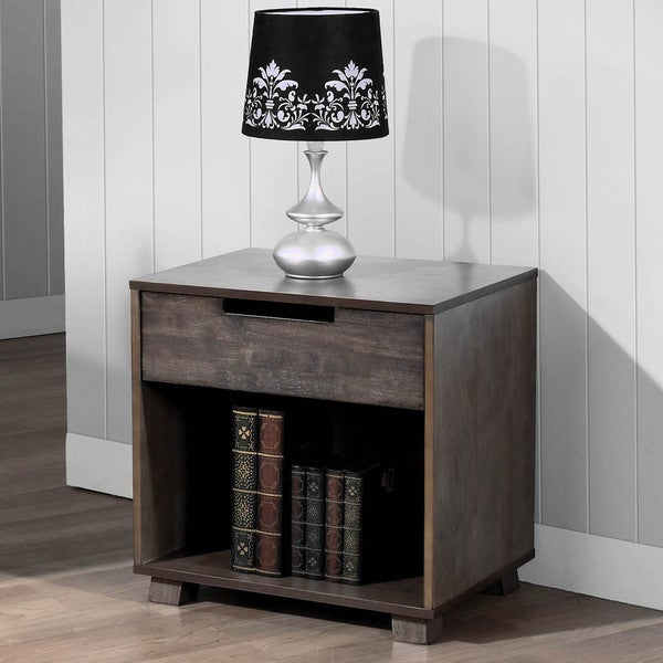 Kiley 1-drawer Nightstand