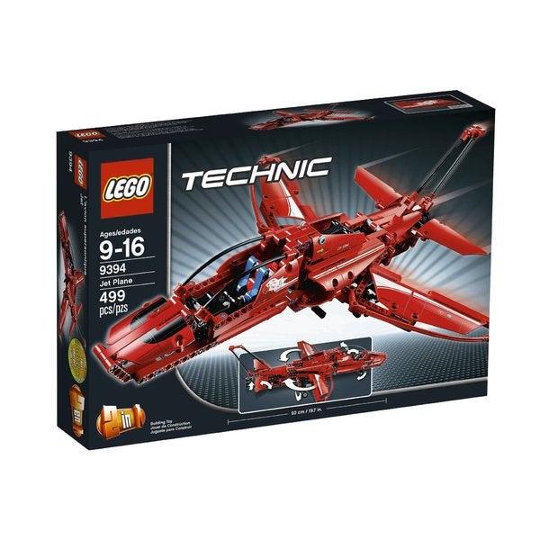 LEGO Technic Jet Plane Building Toy