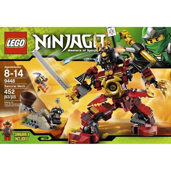 LEGO Samurai Mech