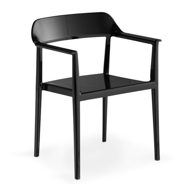 Zuo Black Delight Dining Chair (Set of 4)