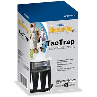 Blue Rhino 2 Pack TracTrap Replacements