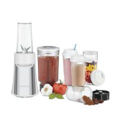 Cuisinart SmartPower 15-piece Compact Portable Blending/ Chopping System (Refurbished) - Thumbnail 1