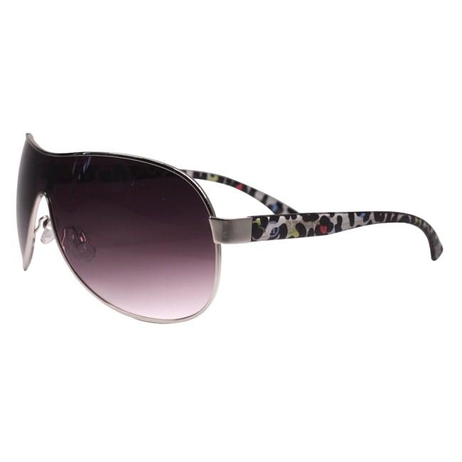 Hotties Women's Transparent Frame Fashion Sunglasses