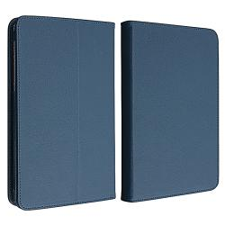 Navy-blue Synthetic-leather Protective Swivel Case for Google Nexus 7 - Thumbnail 2