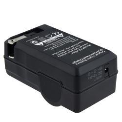 INSTEN Battery/ Battery Charger Set for Nikon EN-EL12/ CoolPix S1000pj - Thumbnail 1