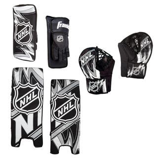 Franklin Sports Youth S/M NHL Street Hockey Goalie Set|https://ak1.ostkcdn.com/images/products/7011746/7011746/Franklin-Sports-Youth-S-M-NHL-Street-Hockey-Goalie-Set-P14518753.jpg?impolicy=medium