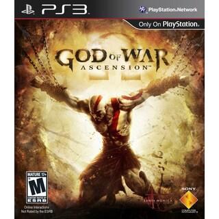 PS3 - God of War: Ascension