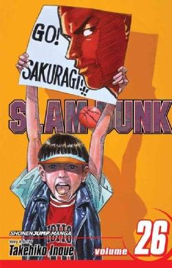 Slam Dunk 26: Power Match (Paperback)