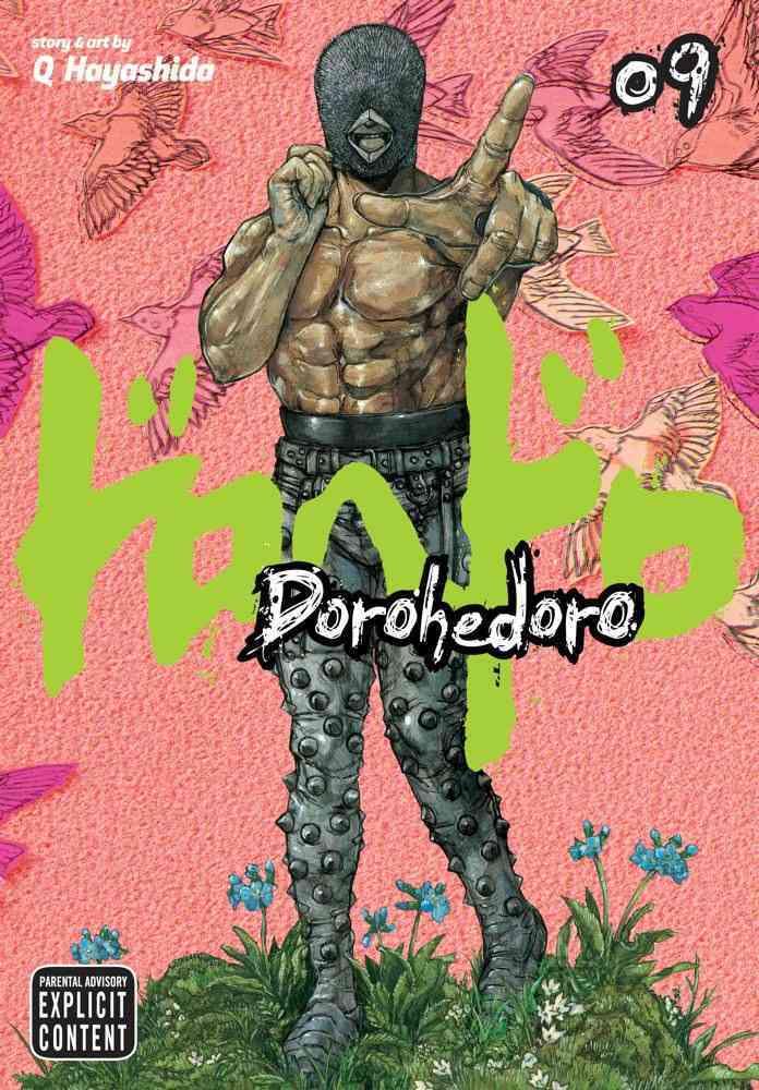 Dorohedoro 9 (Paperback)