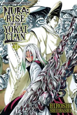 Nura Rise of the Yokai Clan 13: Conflict (Paperback)
