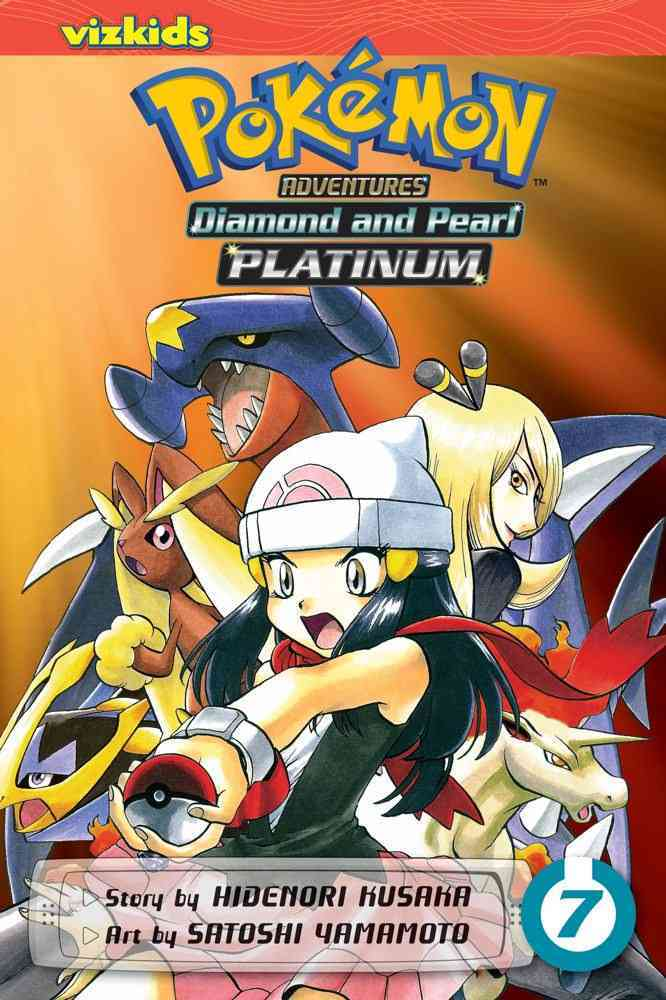 Pokemon Adventures 7: Diamond and Pearl Platinum (Paperback)